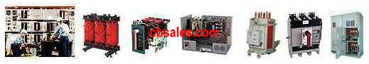 We buy, sell, rent, and service circuit breakers, switchgear, and other power apparatus.